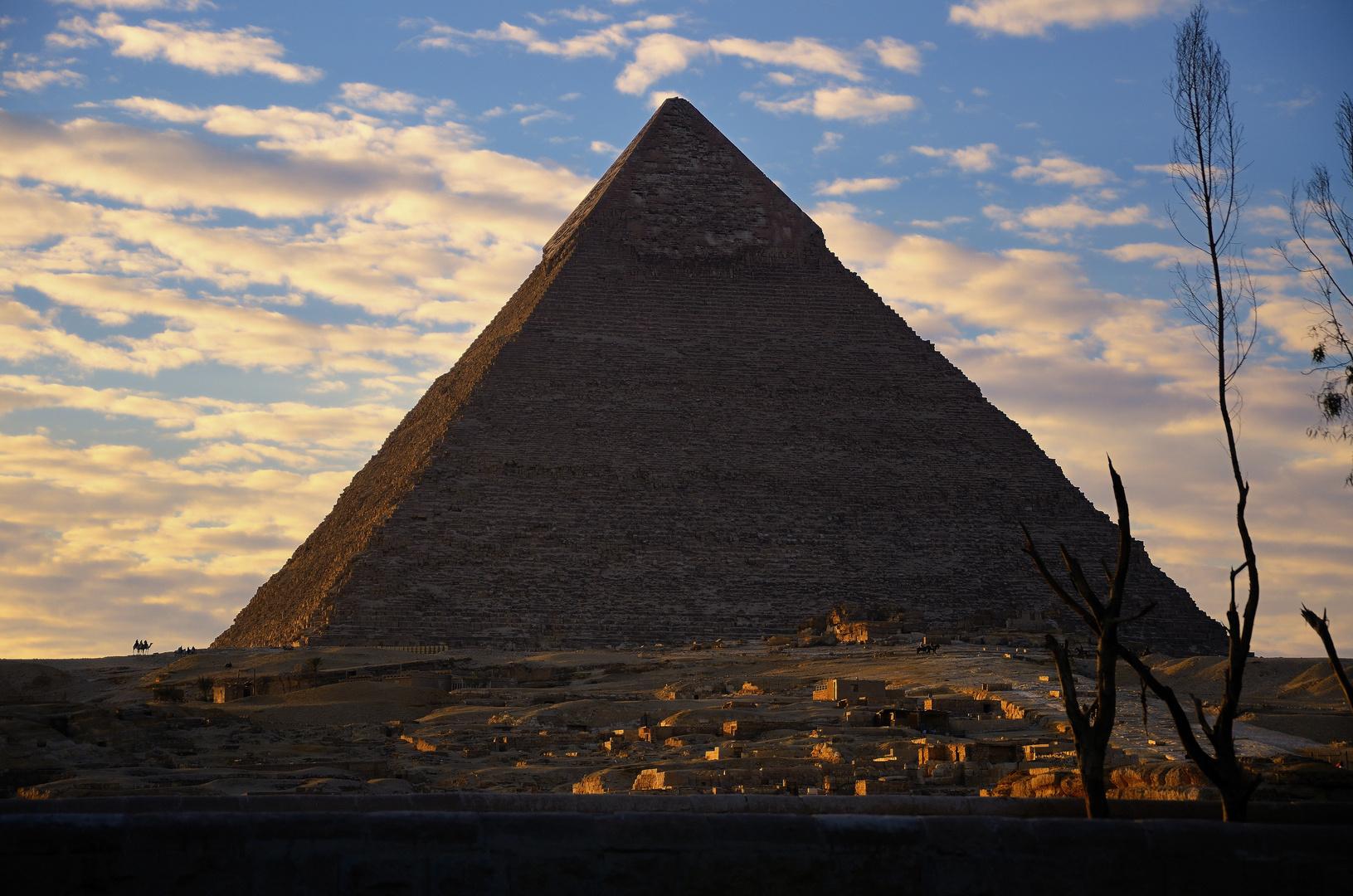 Chephre-Pyramide
