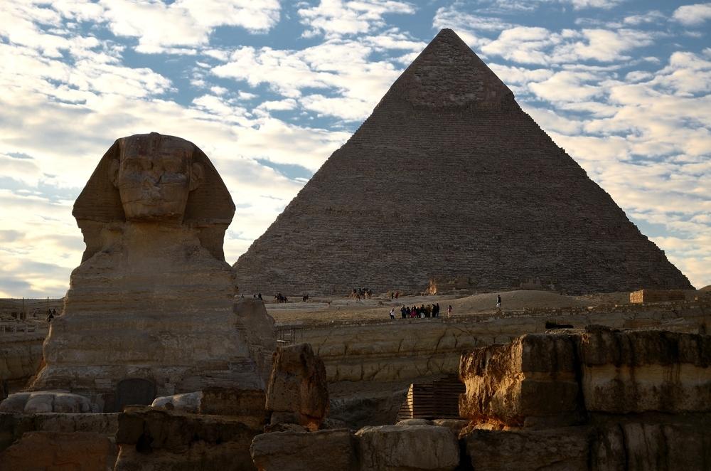 Chephren Pyramide