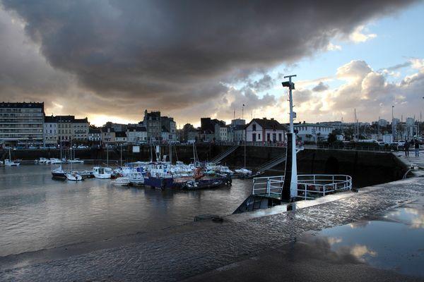 Cherbourg le port