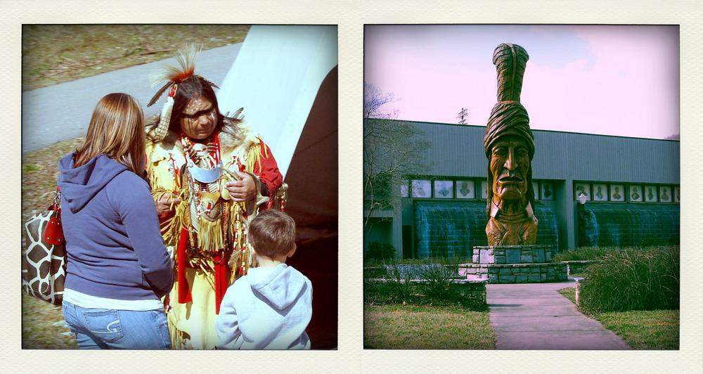 Cherokee - Indian Reservation