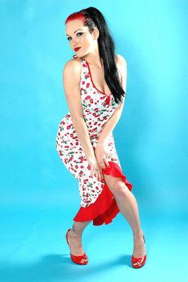 cherry-lady