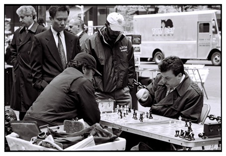 Chess of the Street