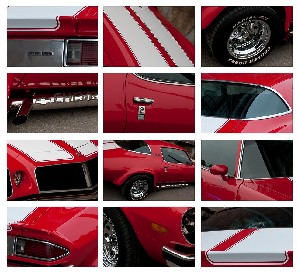 Chevrolet Camaro Type LT