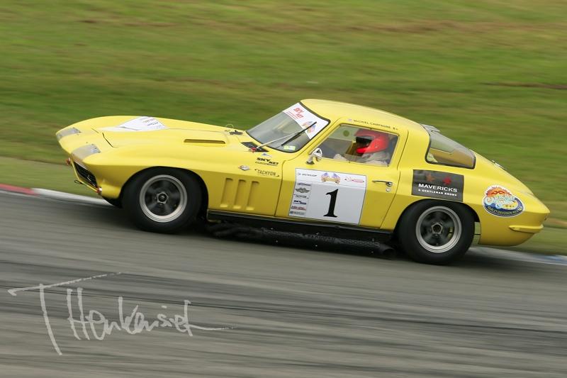 Chevrolet Corvette Stingray....