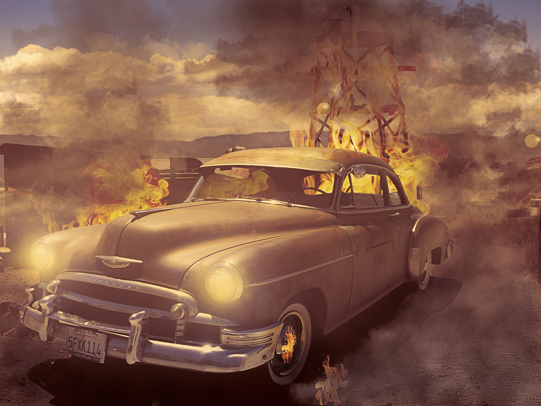 Chevrolet der 50er
