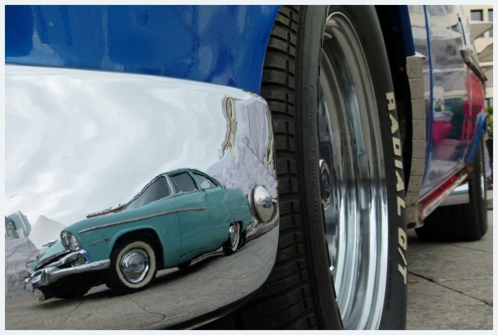 Chevrolet meets Chevrolet oder andersrum;)
