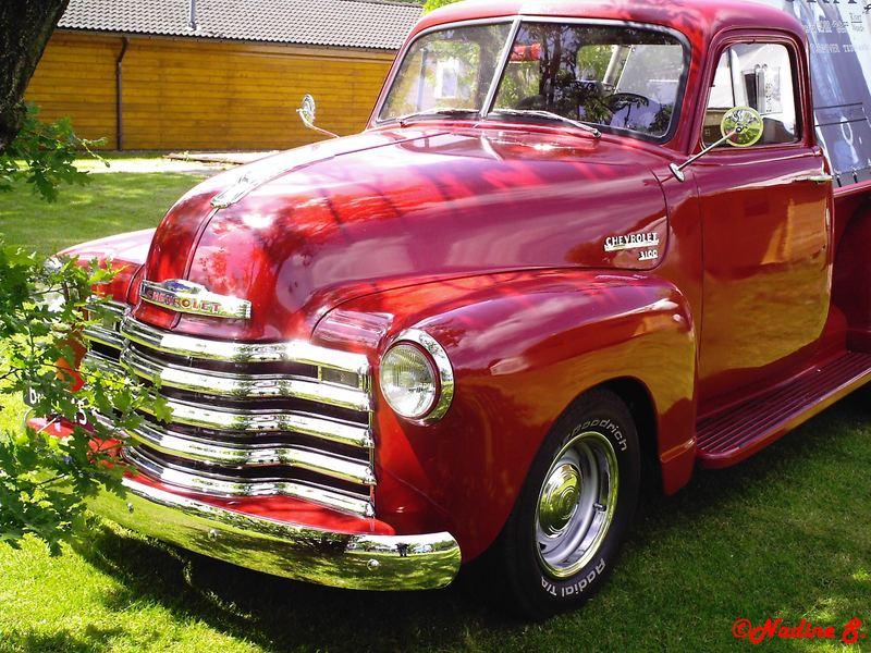 chevrolet pickup 1951 foto bild autos zweir der. Black Bedroom Furniture Sets. Home Design Ideas