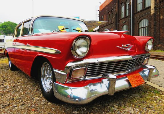 Chevy Bel Air Convertible 1956