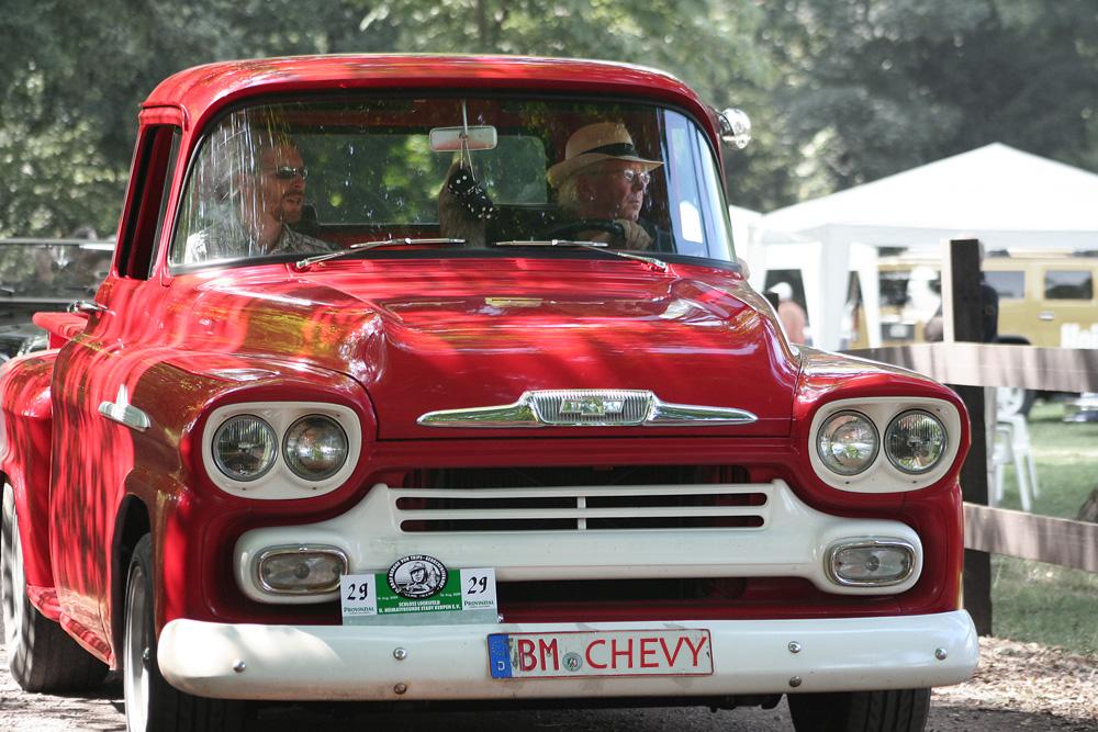 chevy pick up foto bild autos zweir der oldtimer youngtimer us cars amerikanische. Black Bedroom Furniture Sets. Home Design Ideas