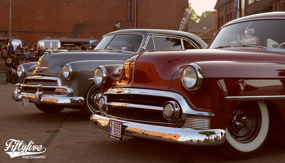 Chevys...