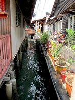 Chew Jetty , (Pfahlbauten ) Weltkulturerbe in Penang 4