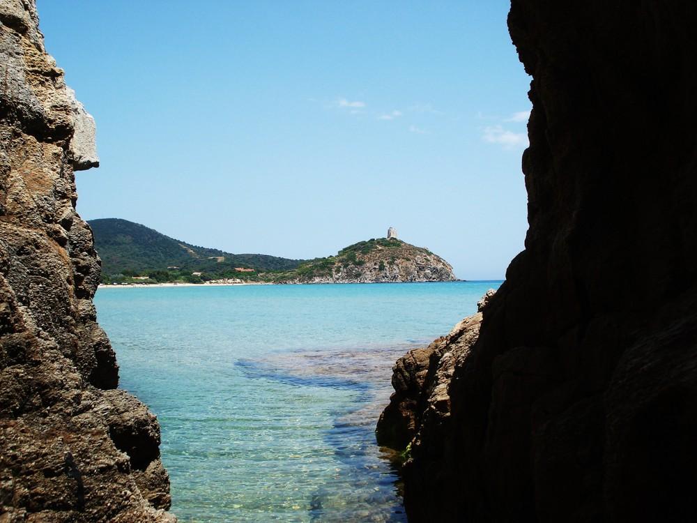 Chia Laguna (Sardegna)