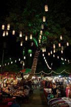 Chiang Maï Night Bazaar