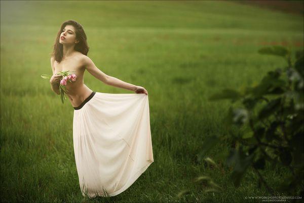 """Chiara """"in the fields"""""""