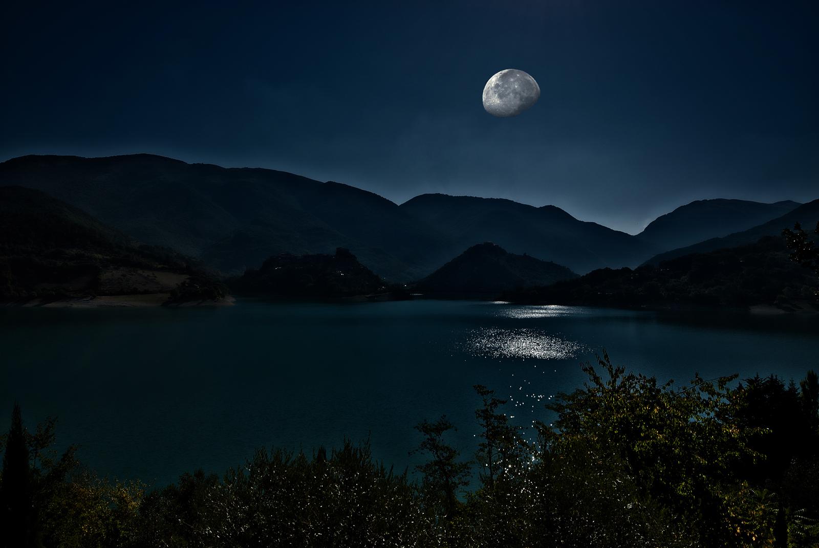 Chiaro di luna foto immagini natura paesaggi foto su fotocommunity - Il giardino al chiaro di luna ...
