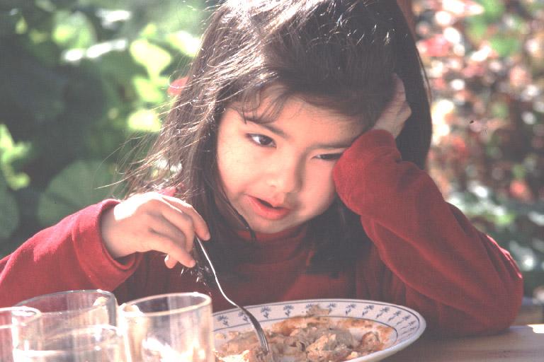 Chica de Bolivia