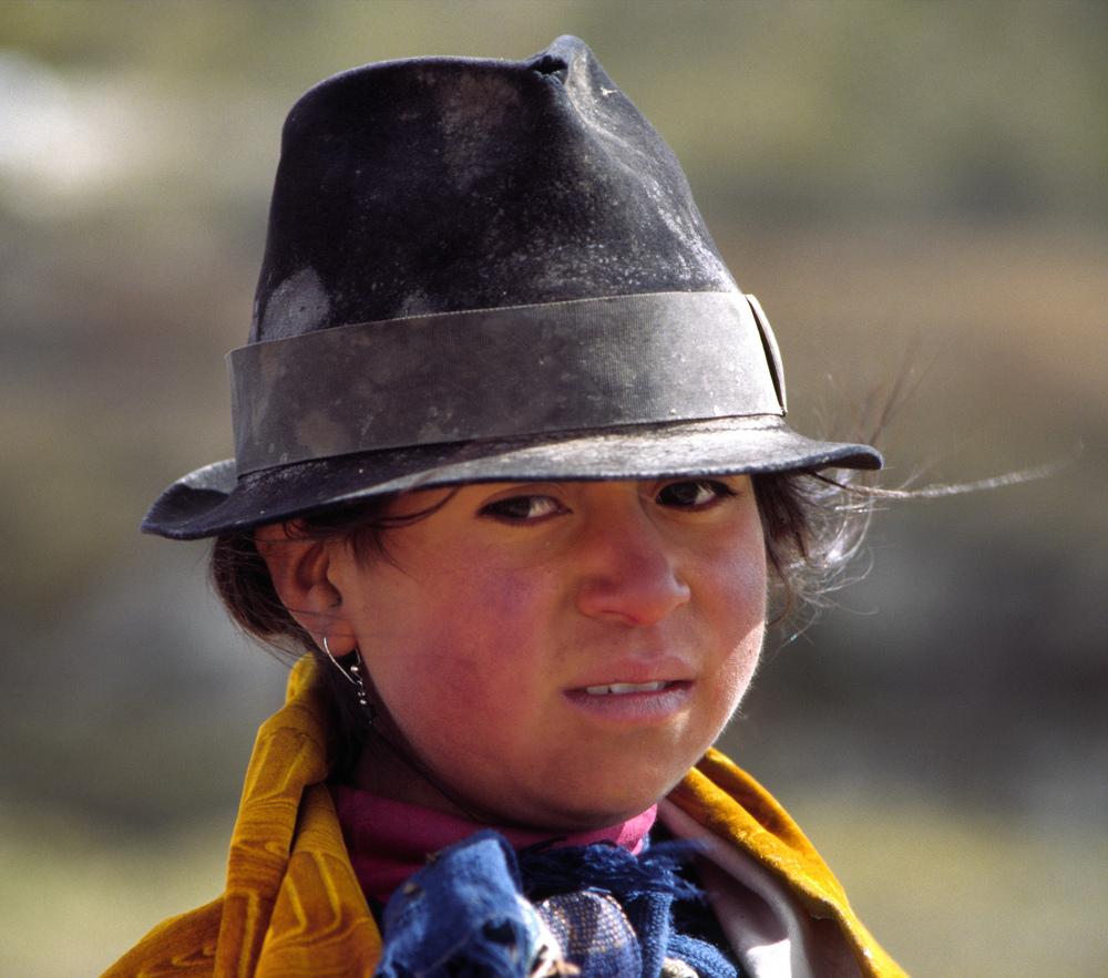 Chica de Ecuador 02