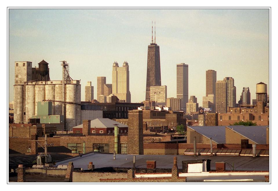 Chicago - Chimneys