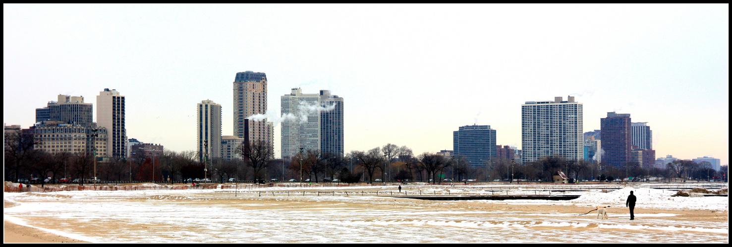 Chicago im Winter II