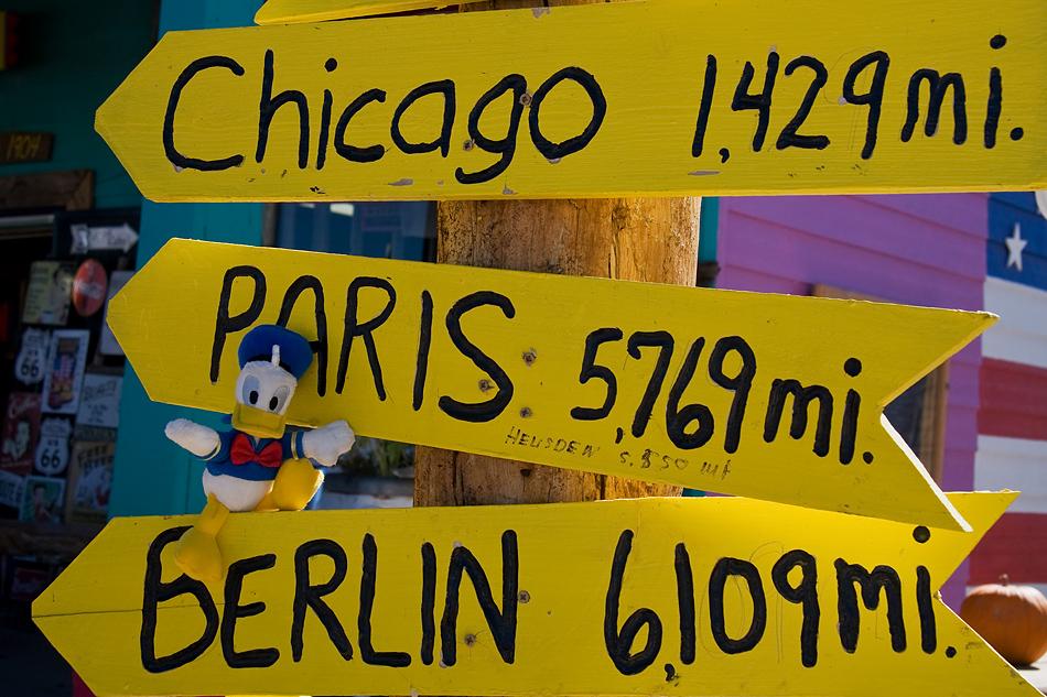 Chicago - Paris - Berlin
