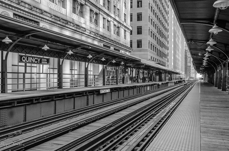 Chicago Quincy Station