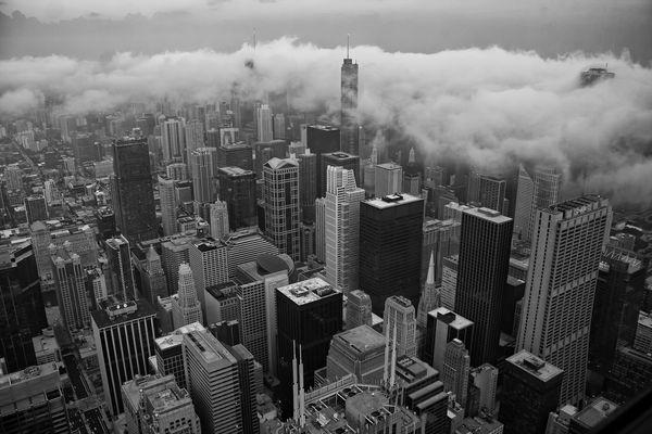 Chicago Skyfall