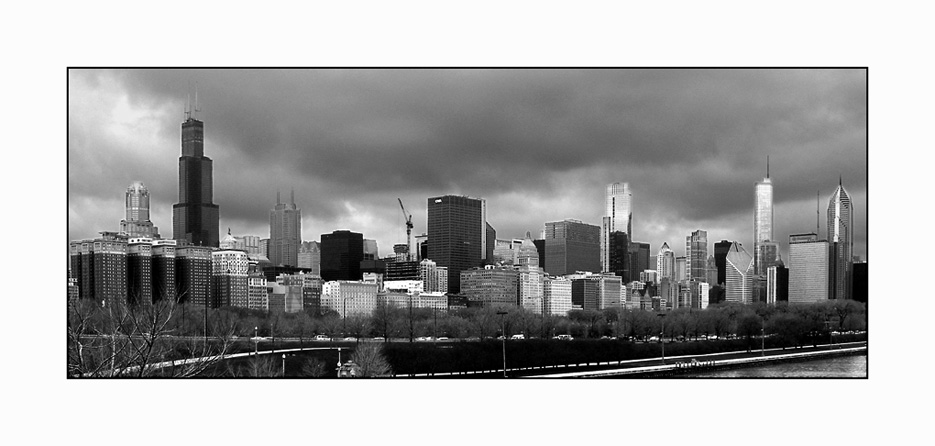 Chicago - skyline -