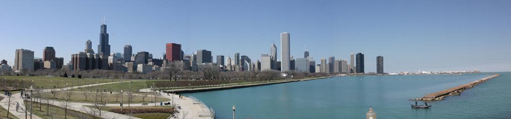 Chicago Skyline (revisited)