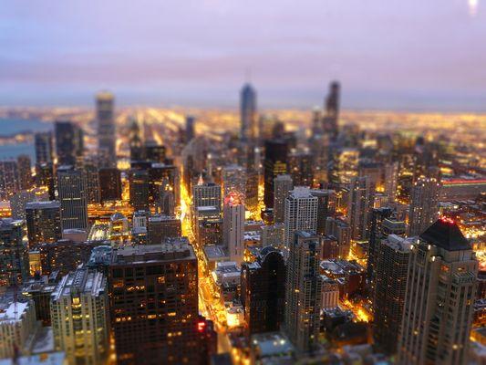Chicago (tiltshift)