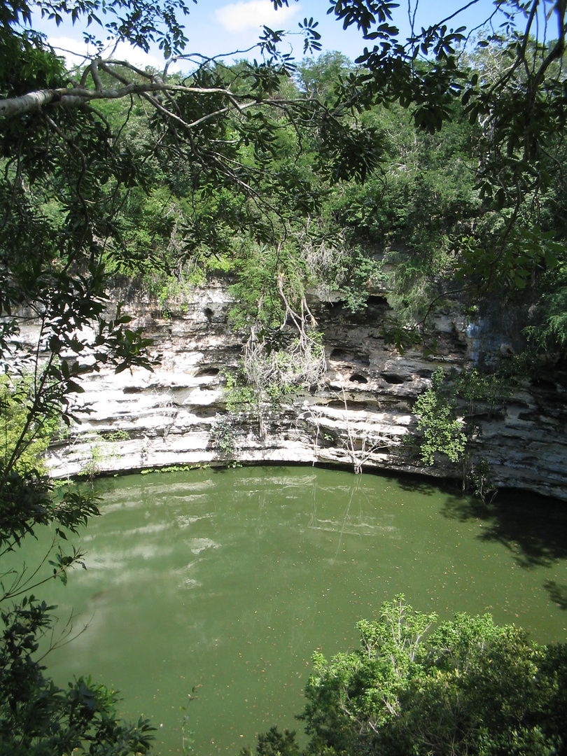 Chichen Itza Cenote