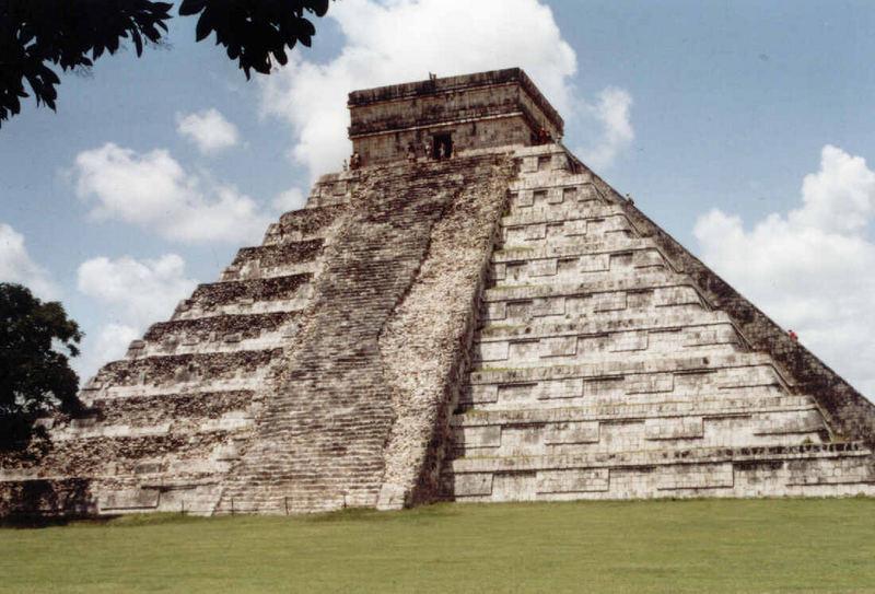 Chichen Itza , Mexico
