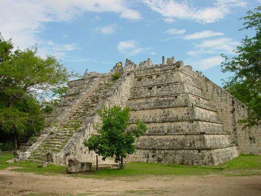 Chichen Itza, Mexico, Yucatan