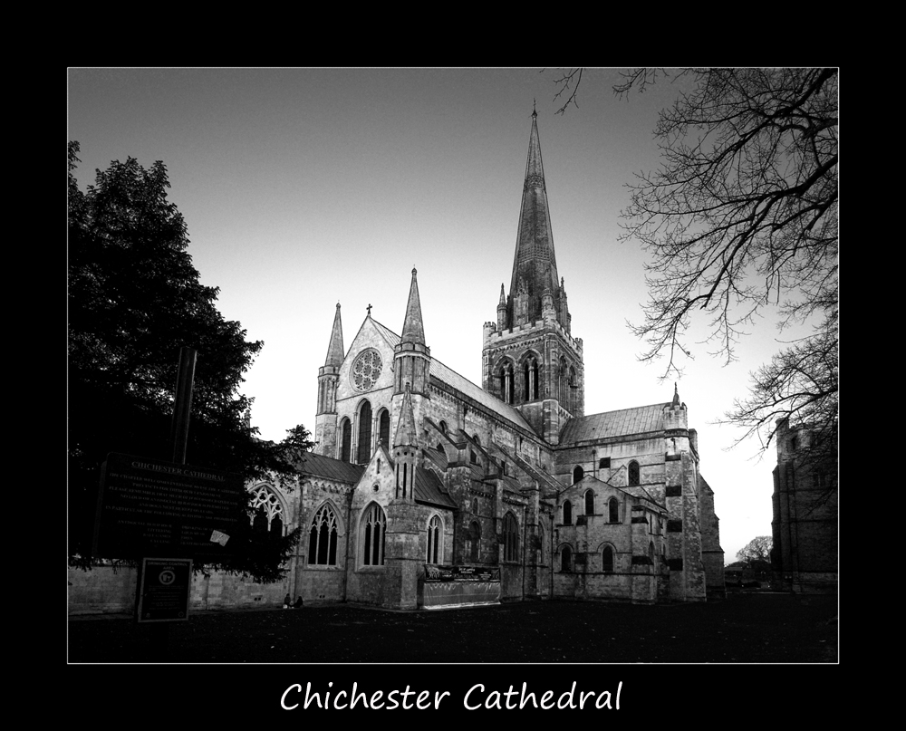 Chichester - Cathedral