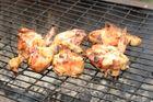 Chicken barbicure