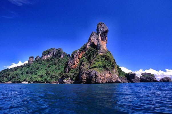Chicken Island/Krabi