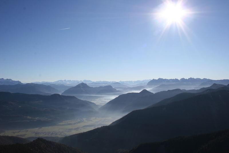 Chiemgauer Alpen..