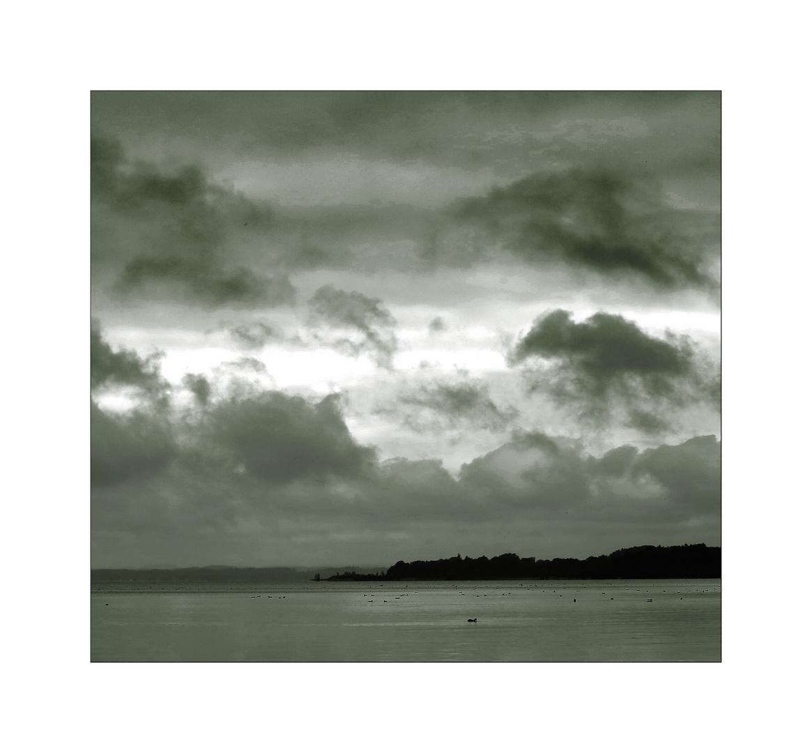 Chiemsee Clouds
