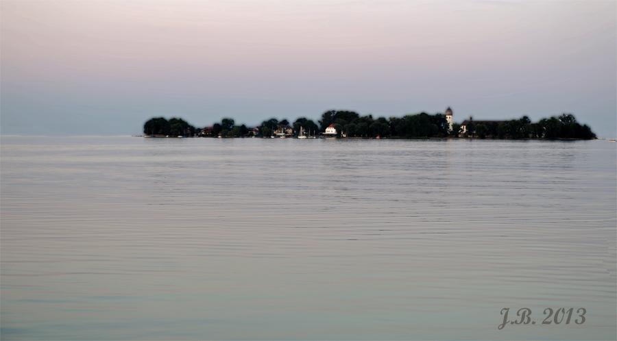 Chiemsee, Fraueninsel
