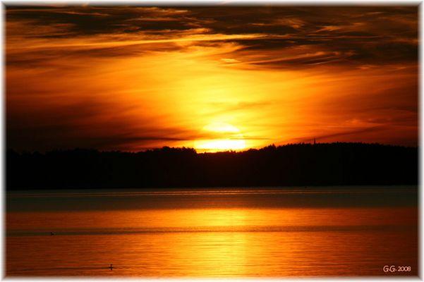 Chiemsee_Sunset