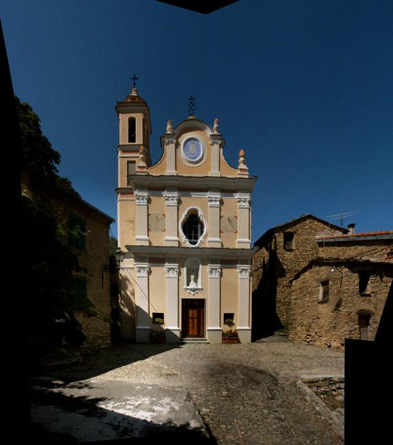 Chiesa a Ciabaudo