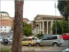 Chiesa a Roma. Church in Roma.
