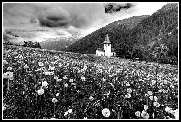 chiesa alpina