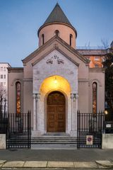 Chiesa Armena, via Jommelli