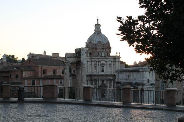 Chiesa dei Santi Luca e Martina al Foro Romano
