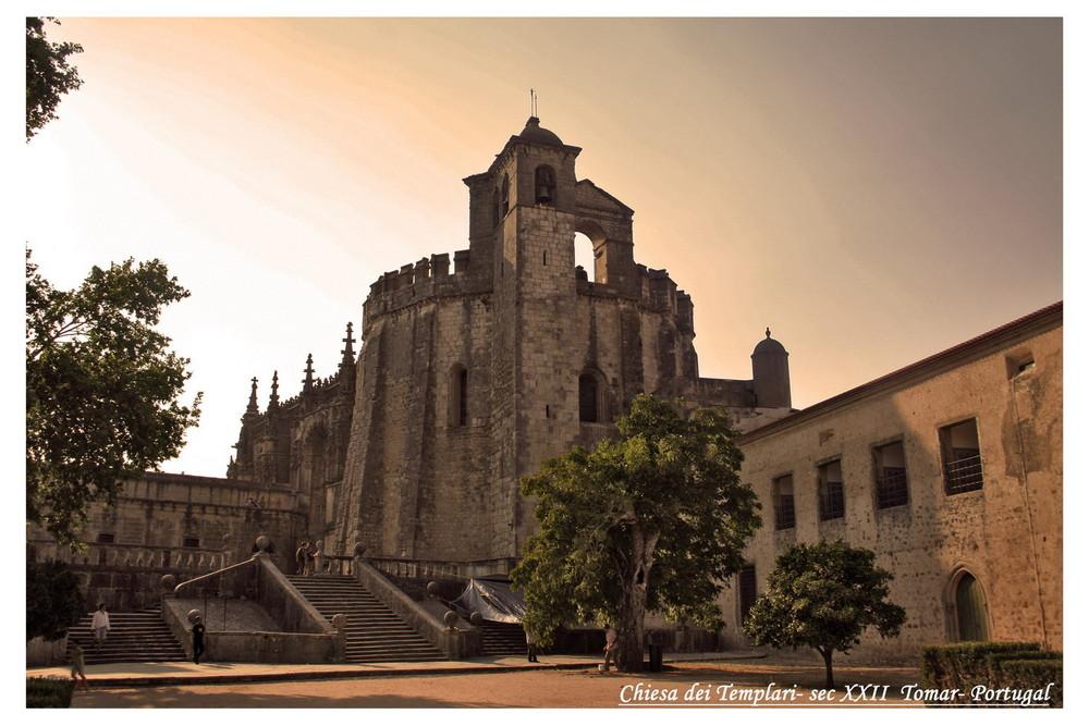 chiesa dei templari