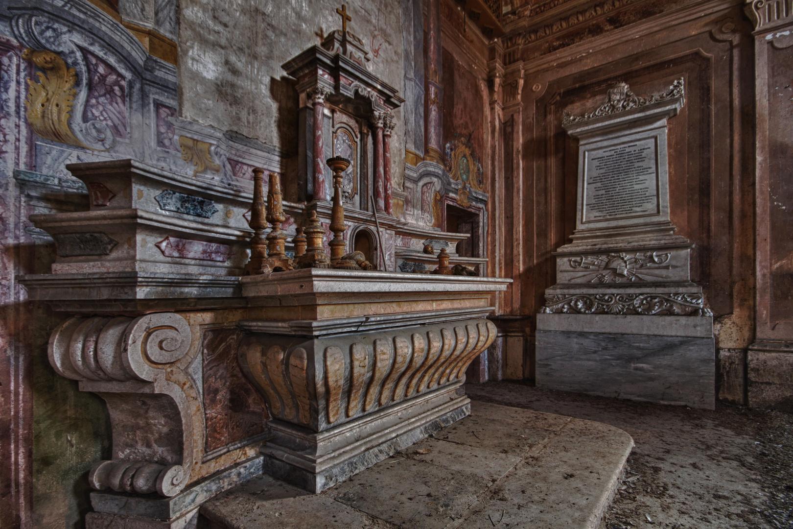 Chiesa del Castello di L.