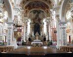 Chiesa della Abbazia di Novacella ( BRESSANONE)