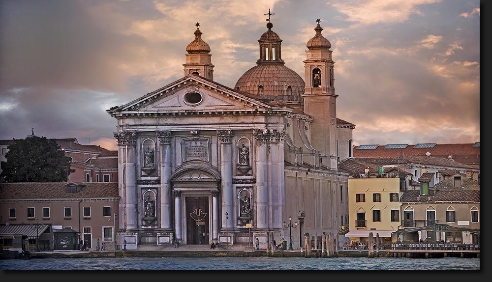 Chiesa di Gesuati - Venedig