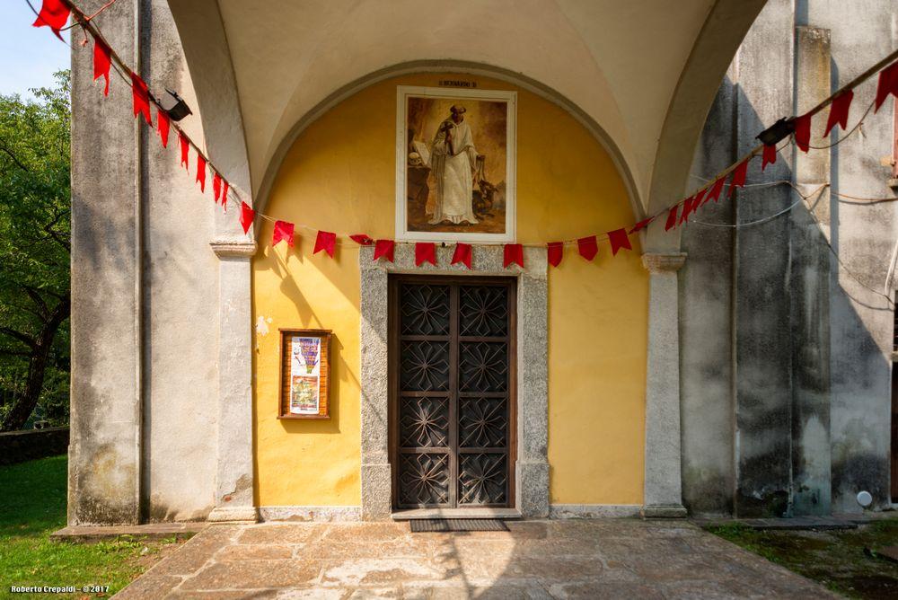 Chiesa di S. Bernardo, Vararo