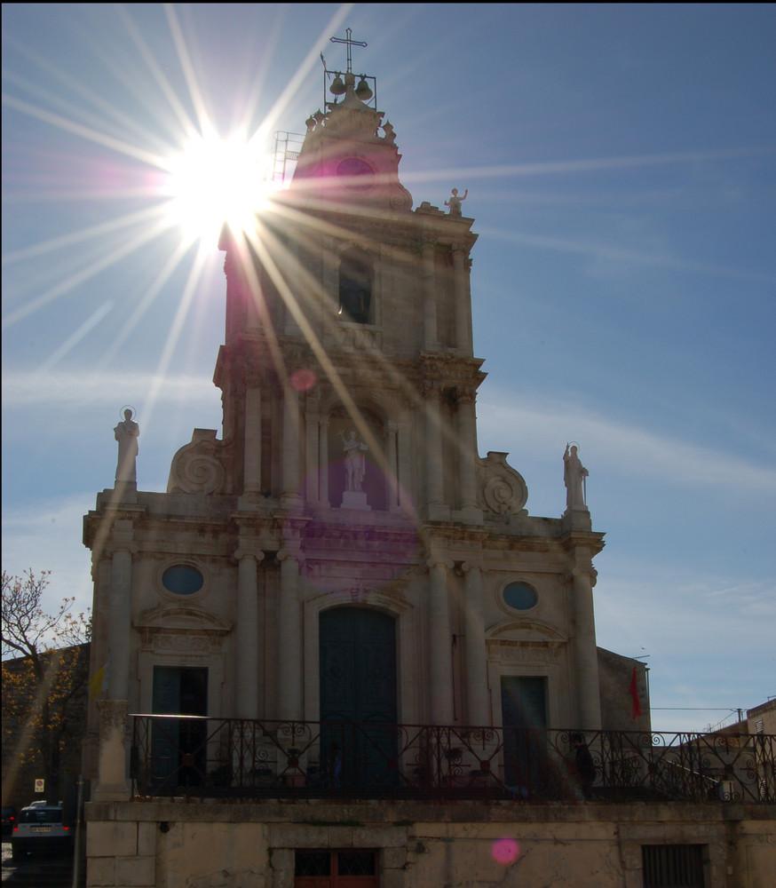 Chiesa di San Giovanni Battista - Monterosso Almo (RG)